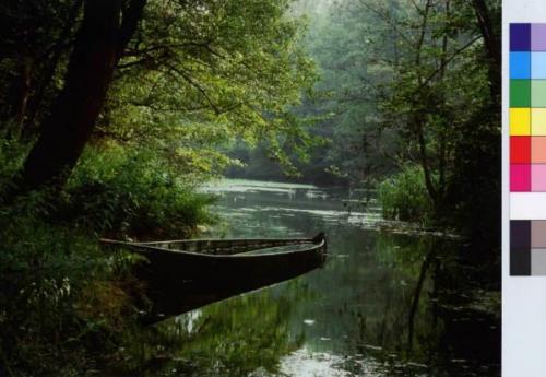 Lombardiapress for Cabine sul bordo del fiume